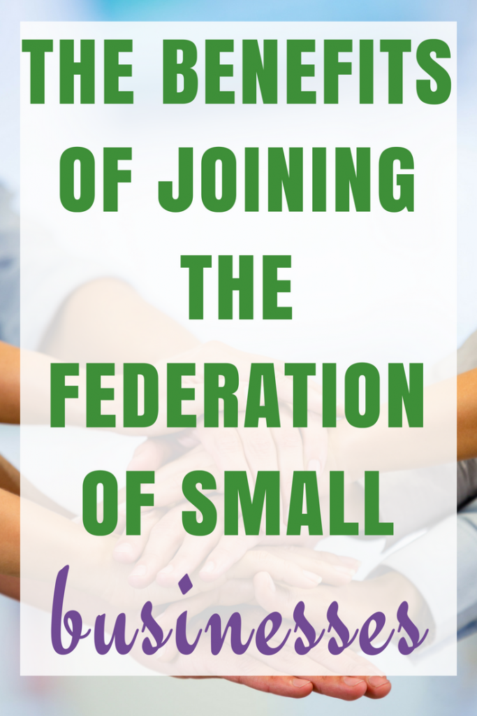 The Federation of Small Business – Benefits of joining