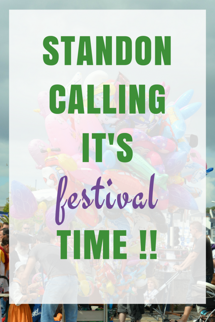 Standon Calling 2017 - Its Festival time!!