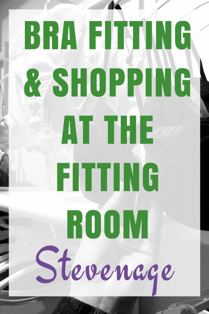 Bra Fitting and Shopping at The Fitting Room Stevenage