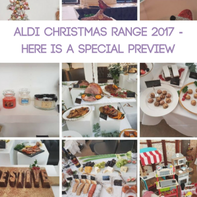 Aldi Christmas Range 2017 – Here is a Special Preview