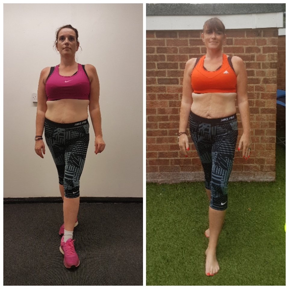 My Healthy body and mind update for July – including results