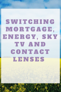 switching mortgage