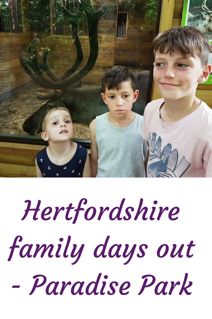 hertfordshire family days out