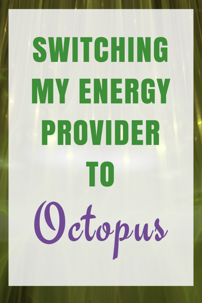 Switching Energy from Affect Energy to Octopus Energy
