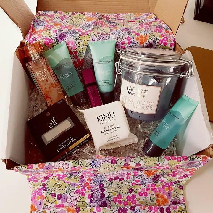 beauty giveaway
