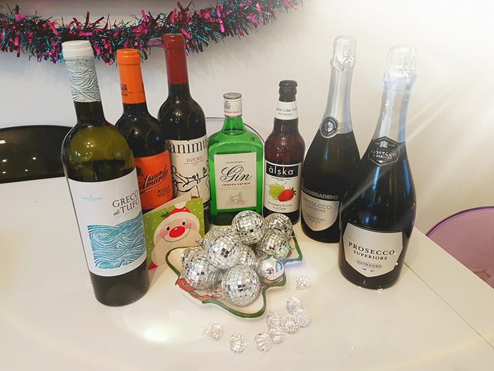 Aldi Christmas Day Booze
