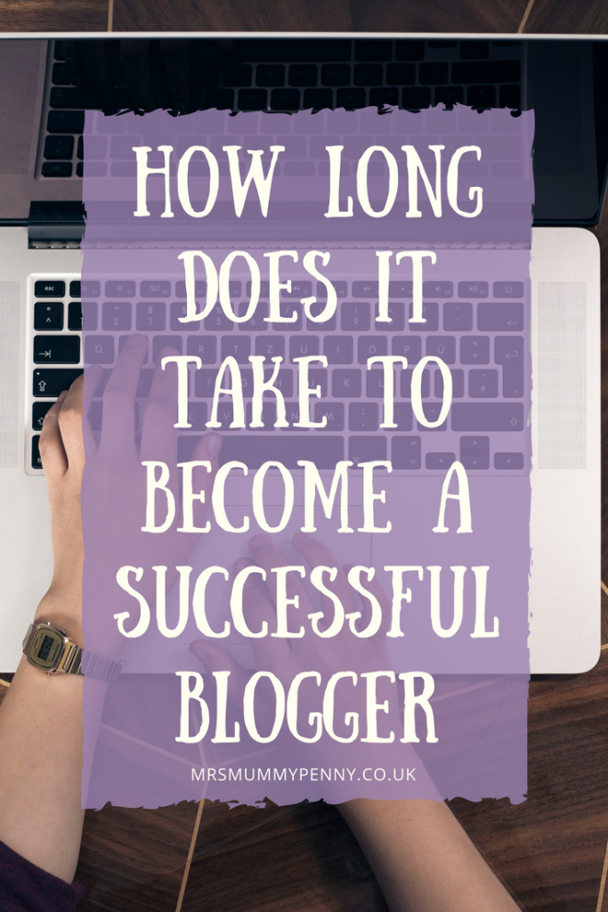 How Long does it take to Become a Successful Blogger?