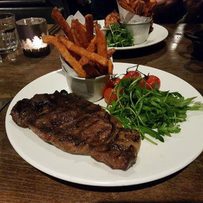 The Beech House St Albans – Dinner Review with mouthwatering pictures