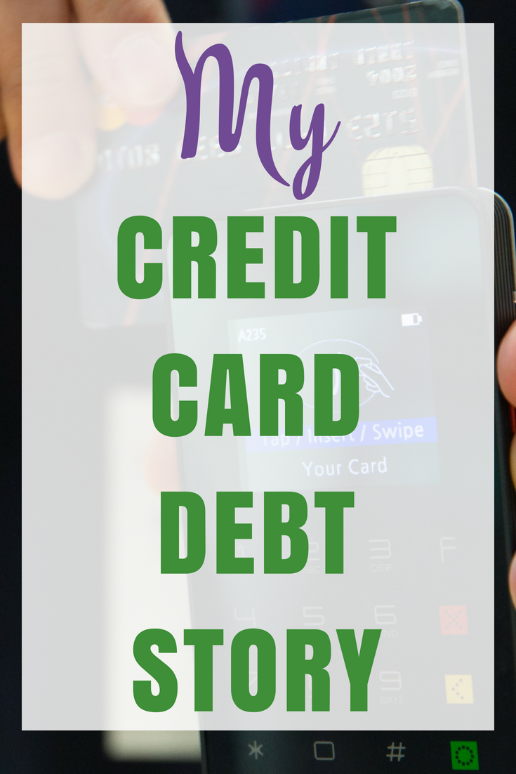 My Credit Card Debt Story - I can see the light at the end of the tunnel