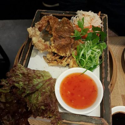 Ping Pong Dim Sum London Restaurant Review