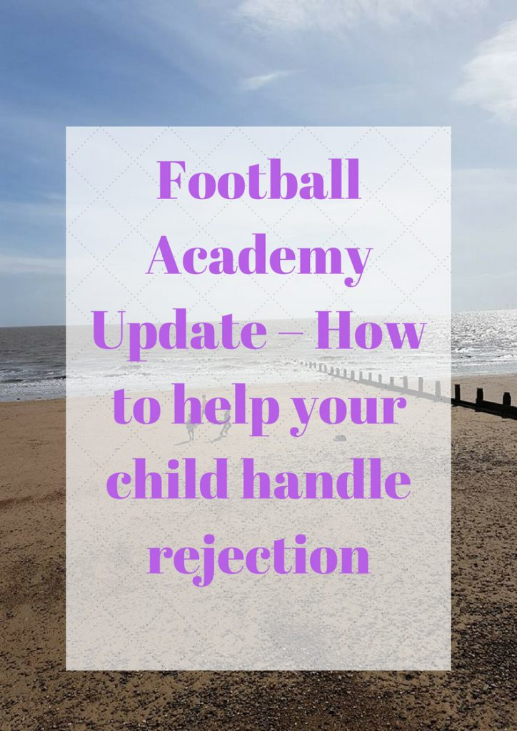 How to help your child handle rejection