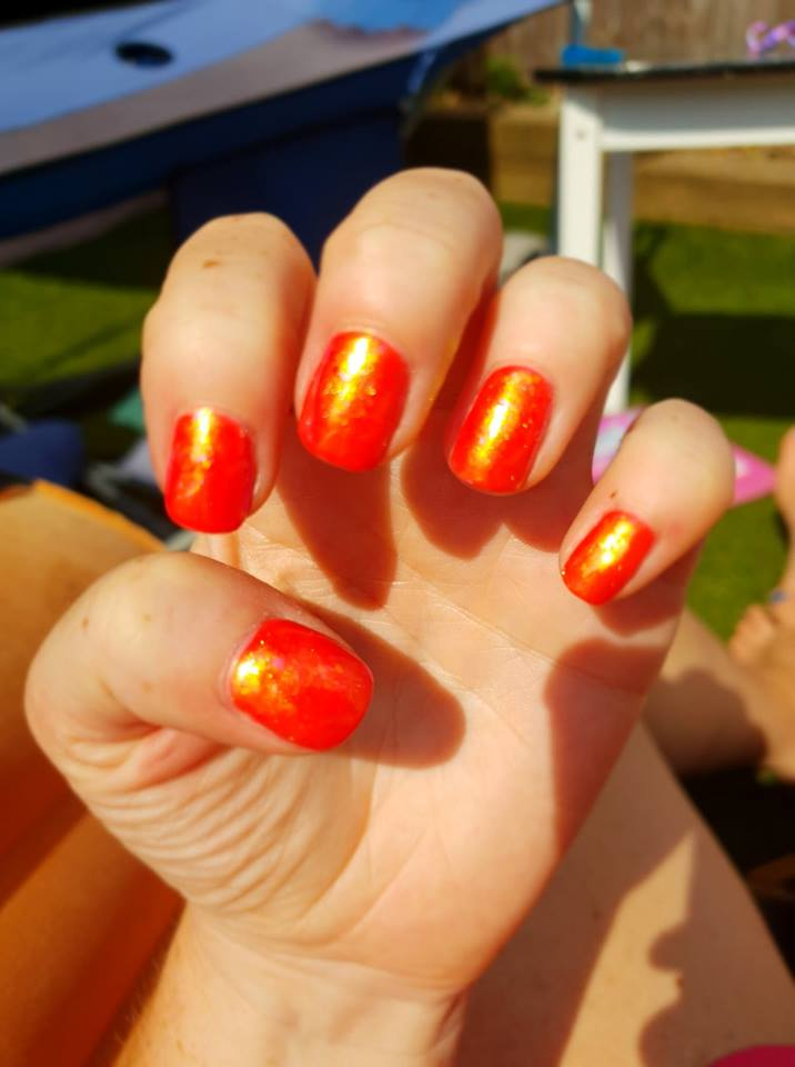 Child Free Time - Festival Ready Nails