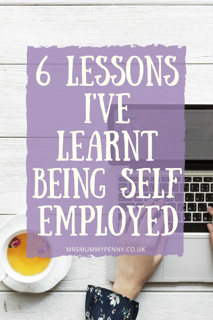 6 Lessons I've Learnt During 8 Years Of Self-Employment