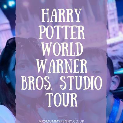 Harry Potter World – a Warner Bros. Studio Tour