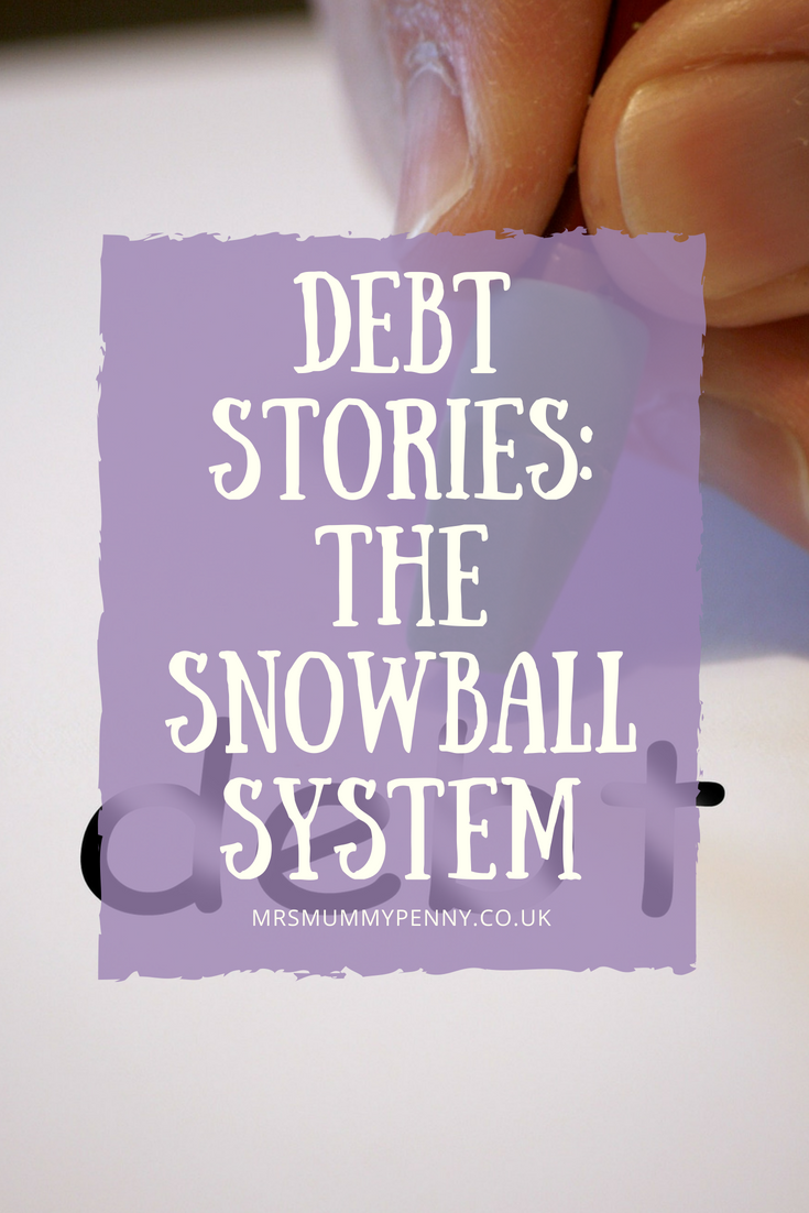 Getting out of debt: get organised and use the Snowball System