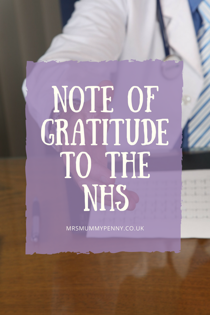 The NHS Turns 70 – My note of gratitude to the NHS