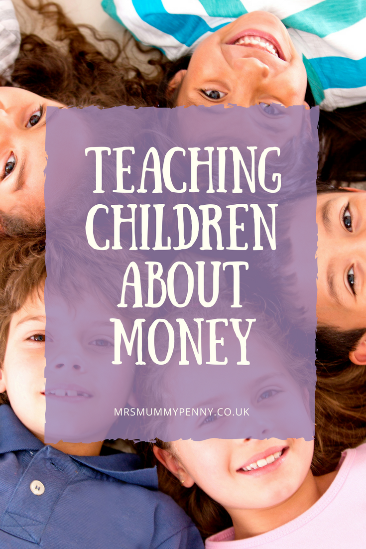 How RoosterMoney is helping us to Teach the Boys about Money