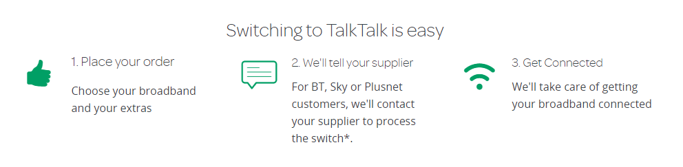 Great Connection Guarantee from TalkTalk