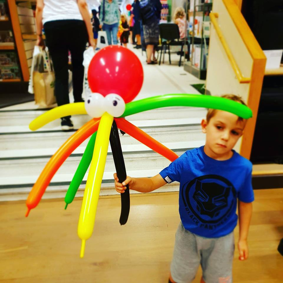 Free Children's Activities at John Lewis