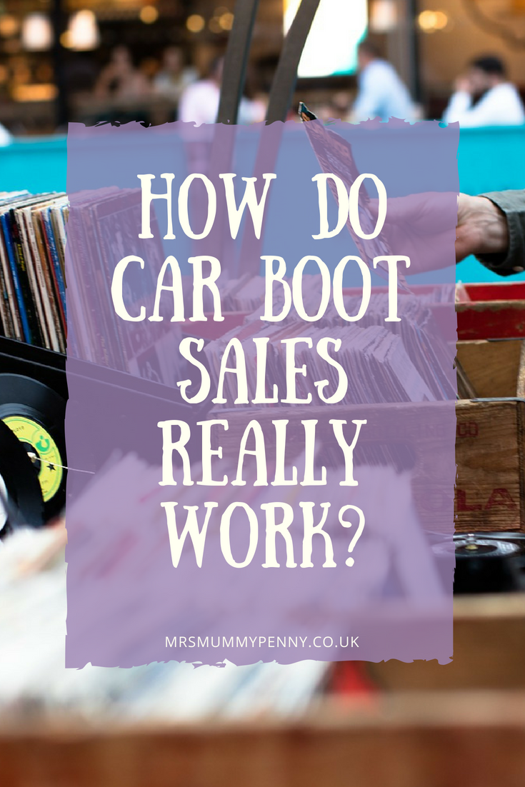 How Do Car Boot Sales Really Work