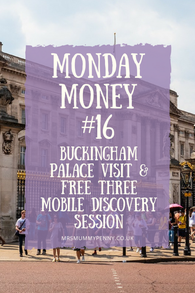 Monday Money #16 - day out in London & trampoline fun
