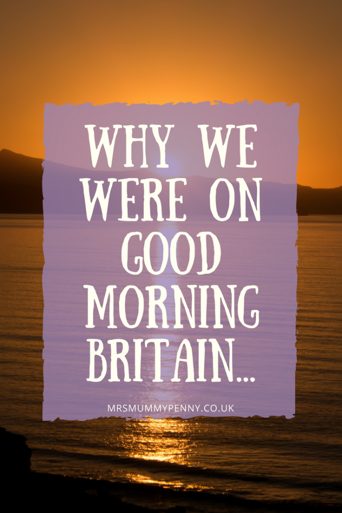 Monday Money #15 – Last Minute Holiday & Good Morning Britain