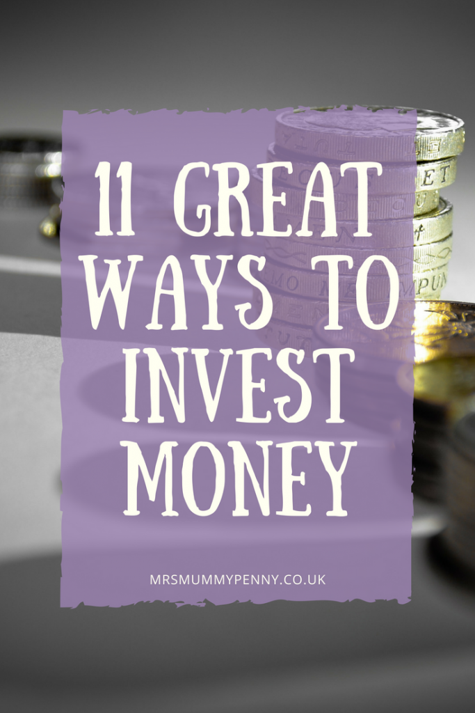 11 great ways to invest money