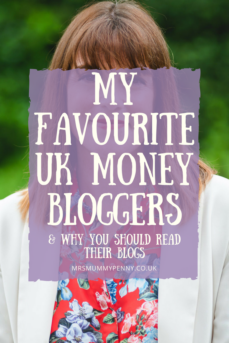 My Favourite UK Money Bloggers and Why You Should Read their blogs