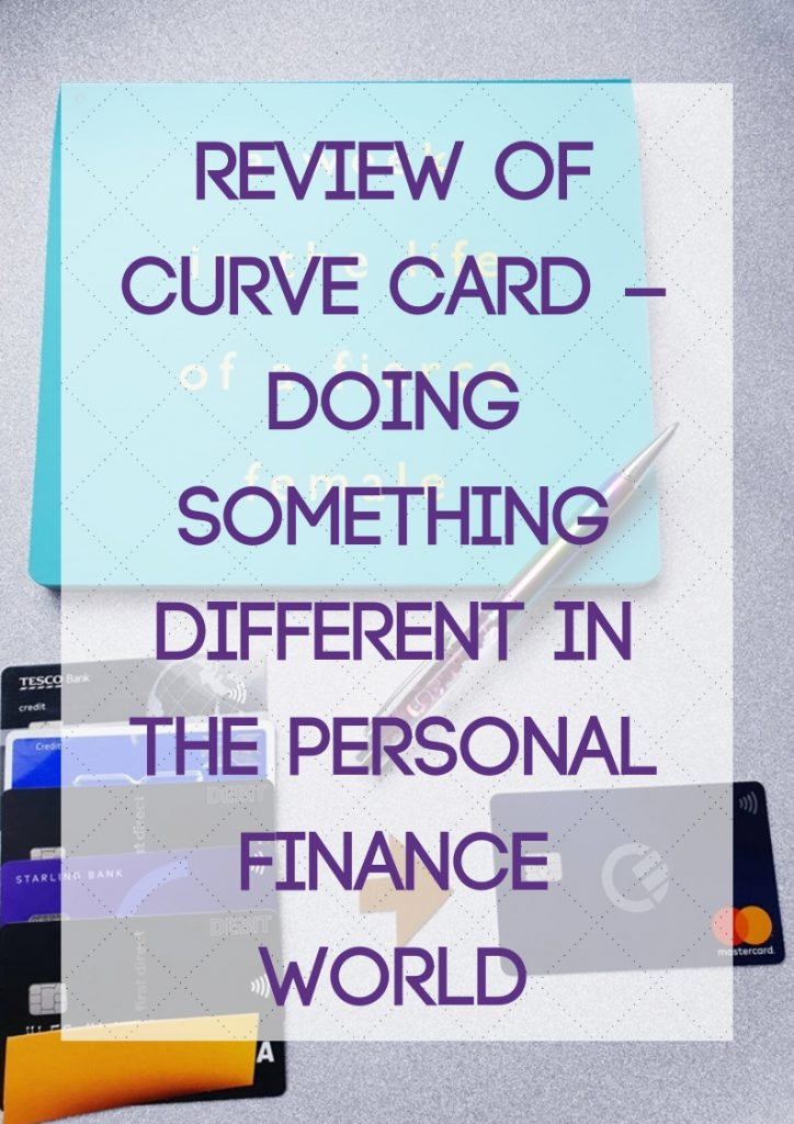 review of curve card