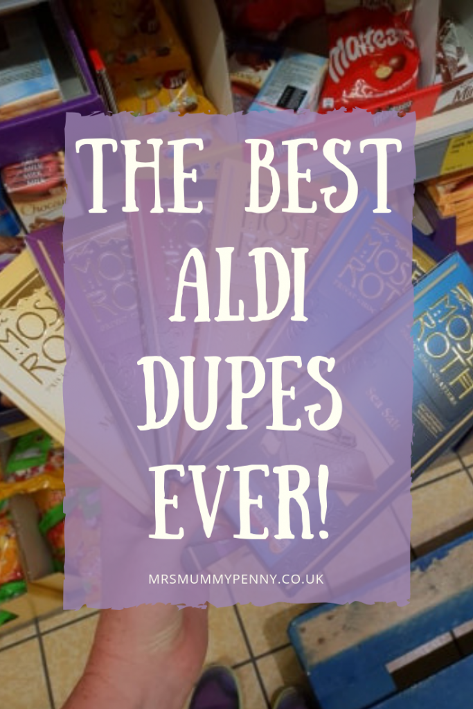 The Best Aldi dupes ever