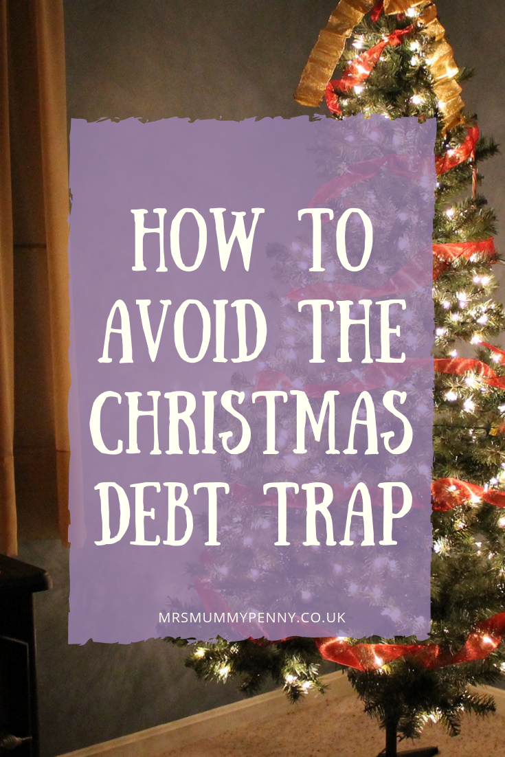 Start Saving for Christmas now - lets avoid the debt trap together