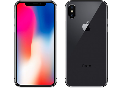 Best Large Smartphones iPhone X