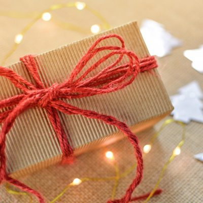 Christmas Gifts Which Can Be Posted