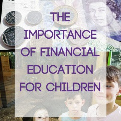 The Importance of Financial Education for Children