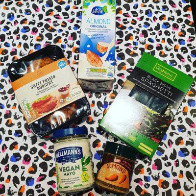 Monday Money #36 Get a free massage & Bargain Vegan Food
