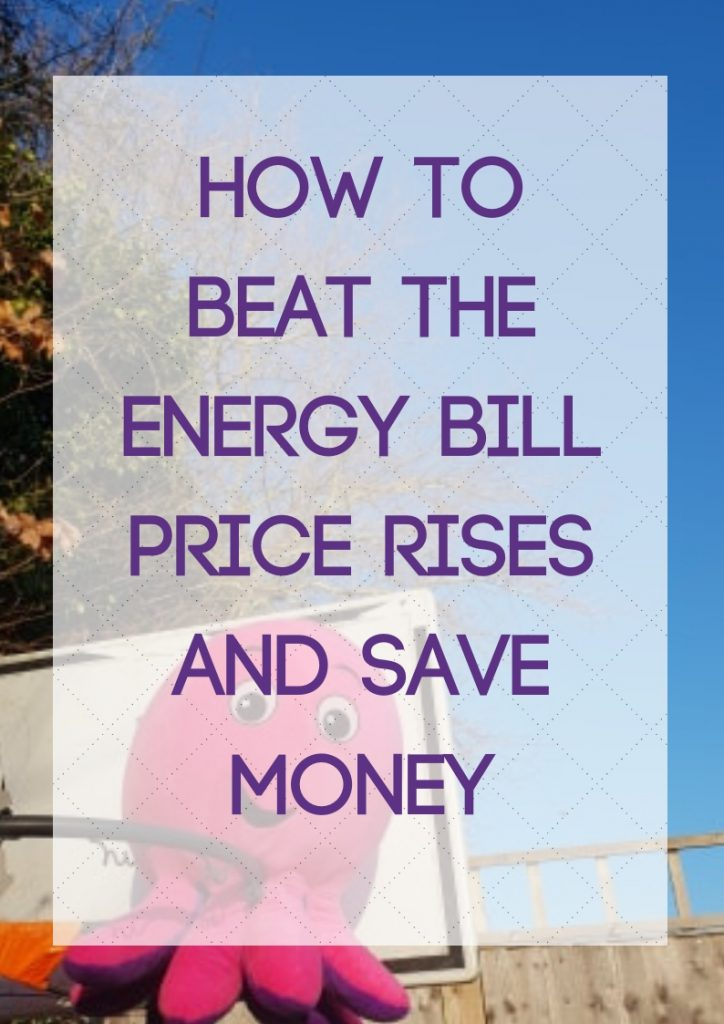 How to beat the energy bill price rises octopus energy