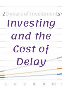 Investing and the Cost of Delay