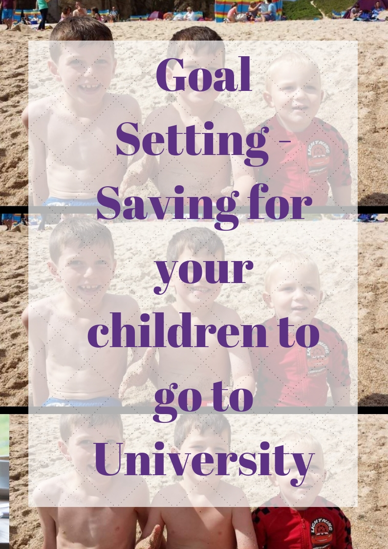 Saving for your children to go to University