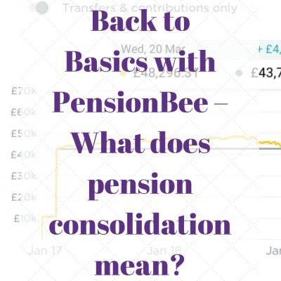 Back to Basics – What does pension consolidation mean?