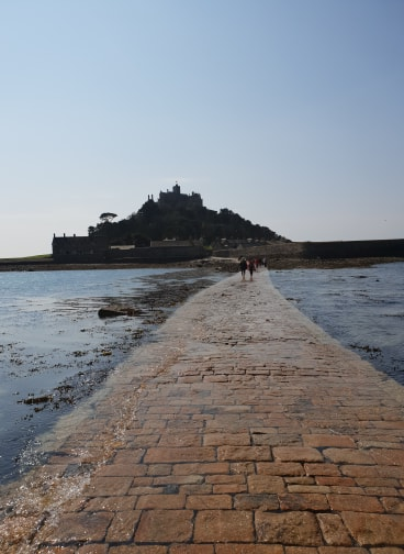 A trip to cornwall - St. Michaels Mount