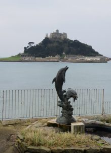A Fun Day out learning about St. Michael's Mount history