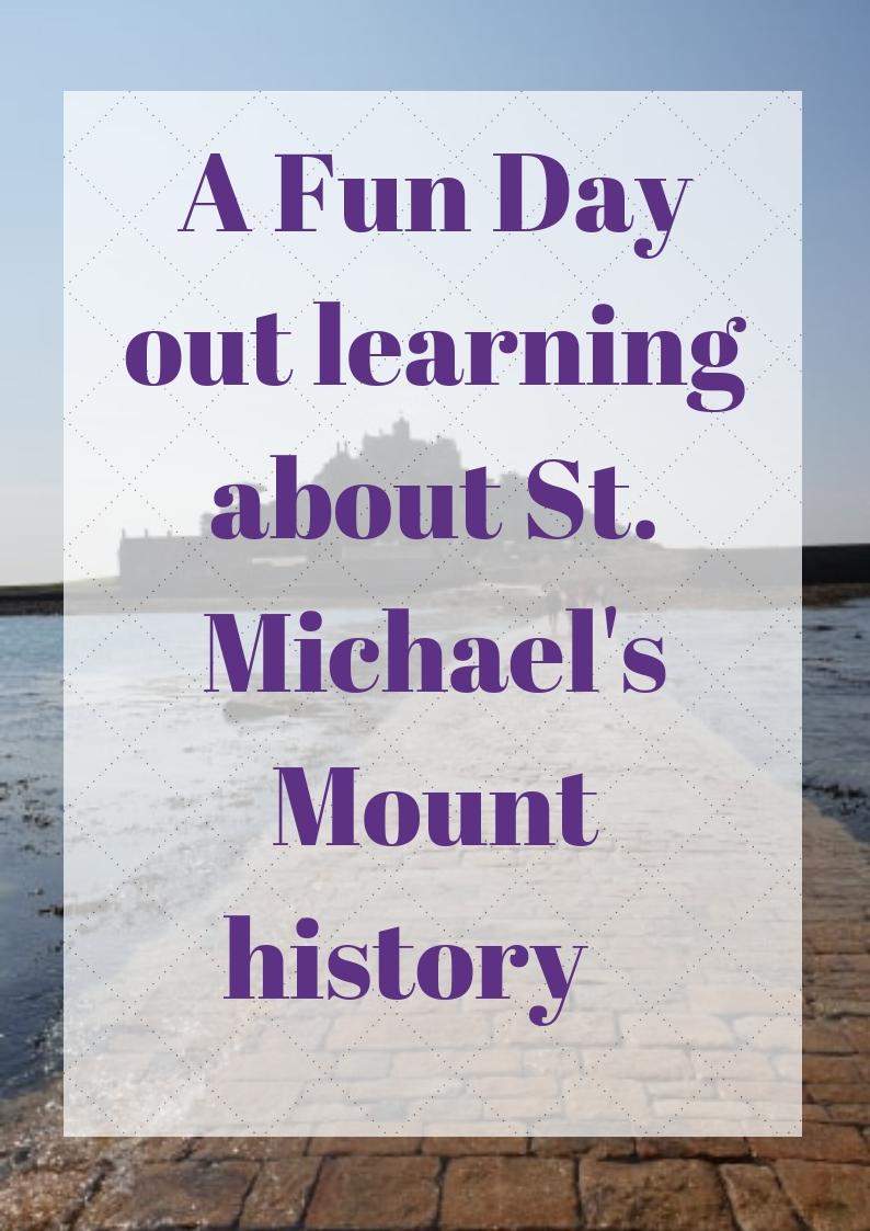 St Michael's Mount history