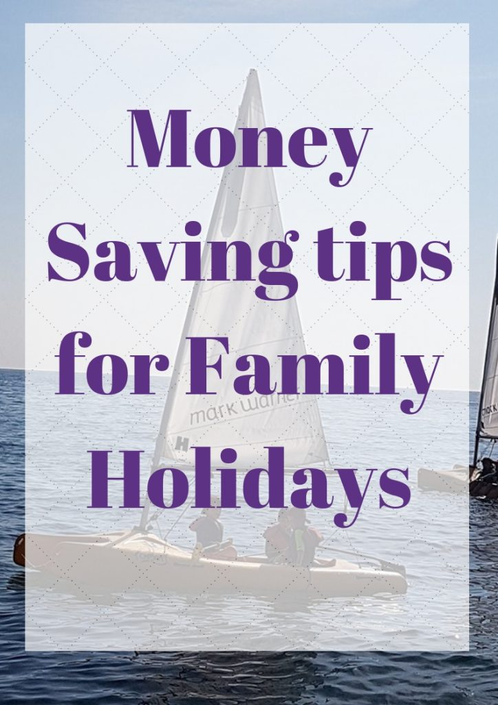 money saving tips for family holidays