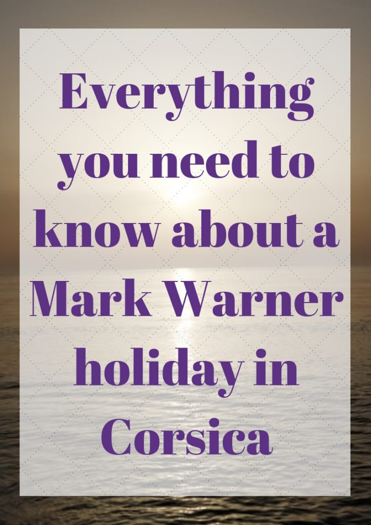 Mark Warner Holiday in Corsica