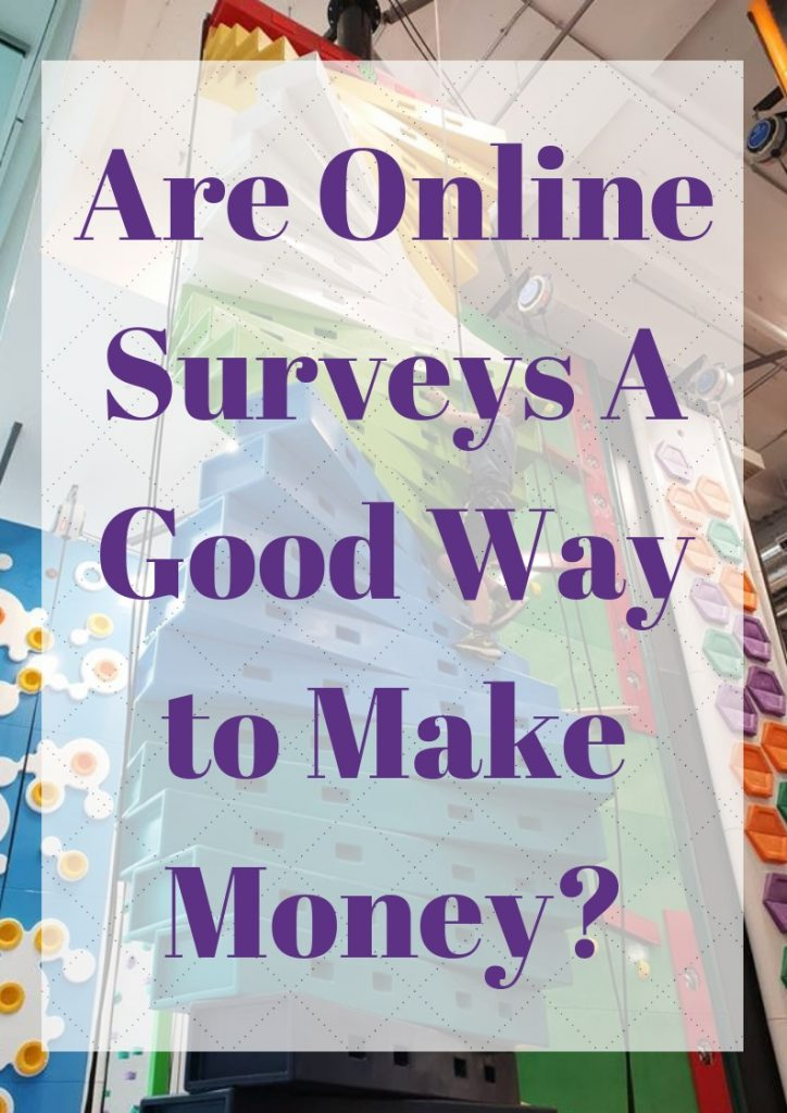 Are Online Surveys A Good Way to Make Money