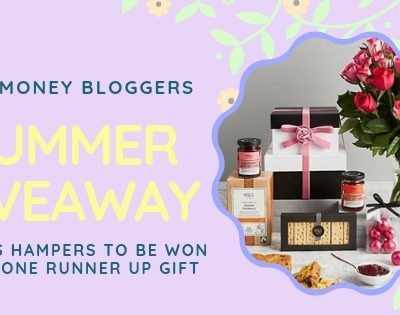 UK Money Bloggers Summer Exclusive Give Away