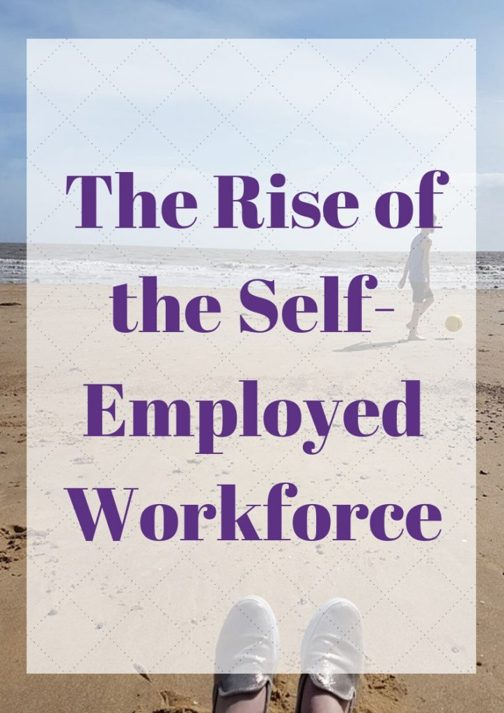 Rise of the self employed