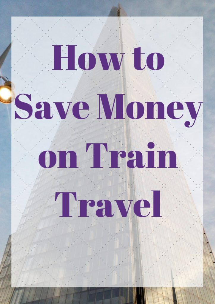 How to Save Money on Train Travel