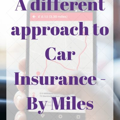 A different approach to Car Insurance – By Miles [ad]