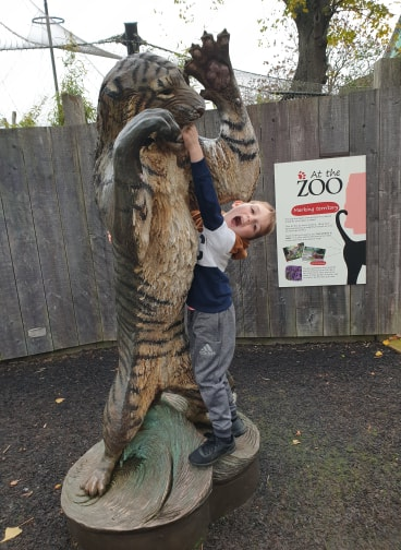 Half Price Entry at London Zoo